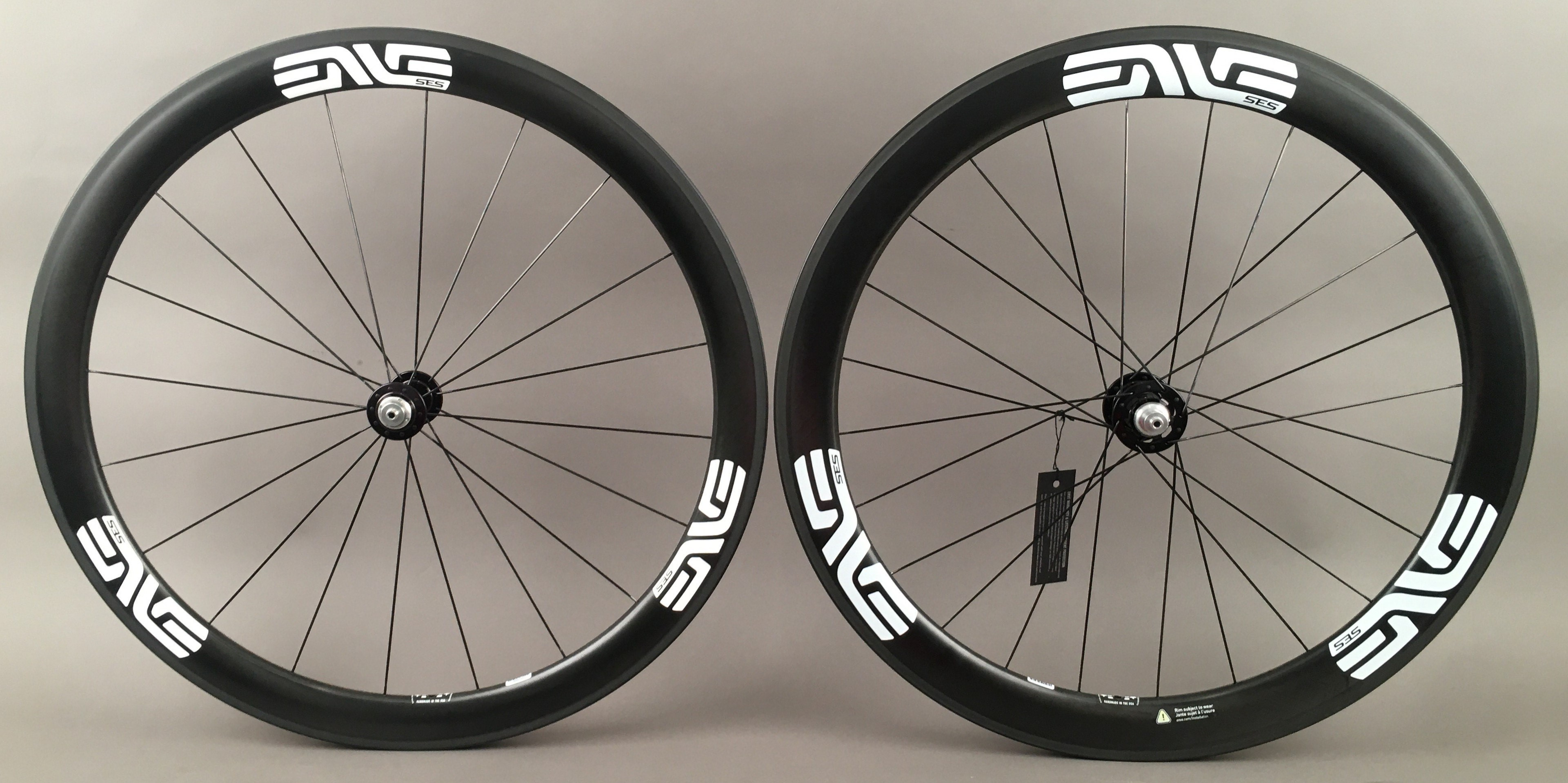 ENVE Chris King Hubs SES 4.5 G2 Carbon Fiber Wheelset