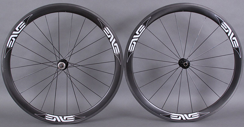 Enve Composites Classic 45 Carbon Tubular Wheelset Chris King