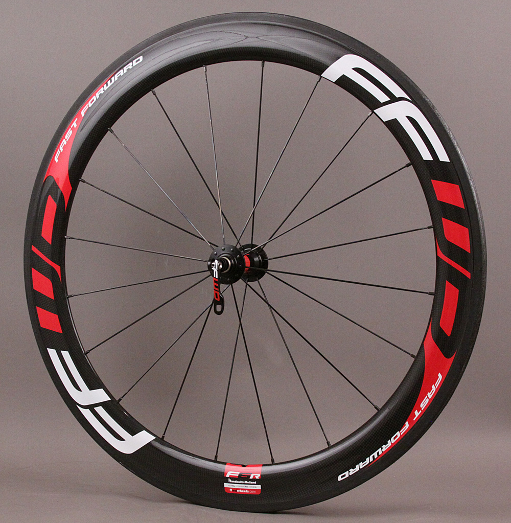 Fast Forward FFWD F6R DT 240 Hub Road Bike Front Wheel Tubular