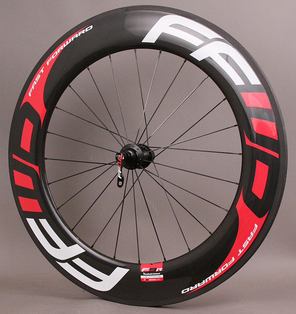 Fast Forward FFWD F9R DT 240 Hub Road Bike Rear Wheel Tubular