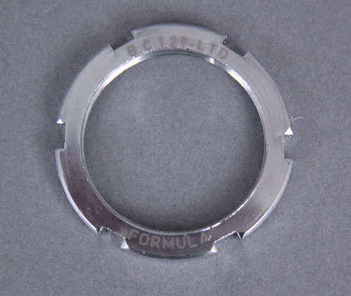 Formula lockring for track fixed gear hubs