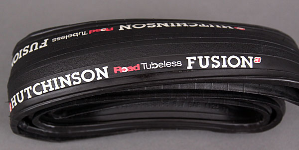 Hutchinson Fusion 3 Road Tubeless Tire 700 x 23