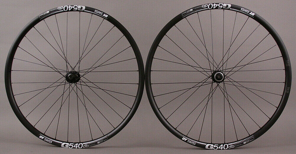 DT G540 Disc Brake Gravel CX Bike 700c Wheels DT Swiss 370 Hubs