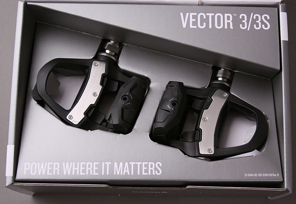 Garmin Vector 3 Dual Sensing Power Meter Pedals