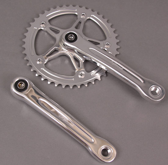 FSA Track Bike Fixed Gear Crankset F Gimondi 170mm 44t