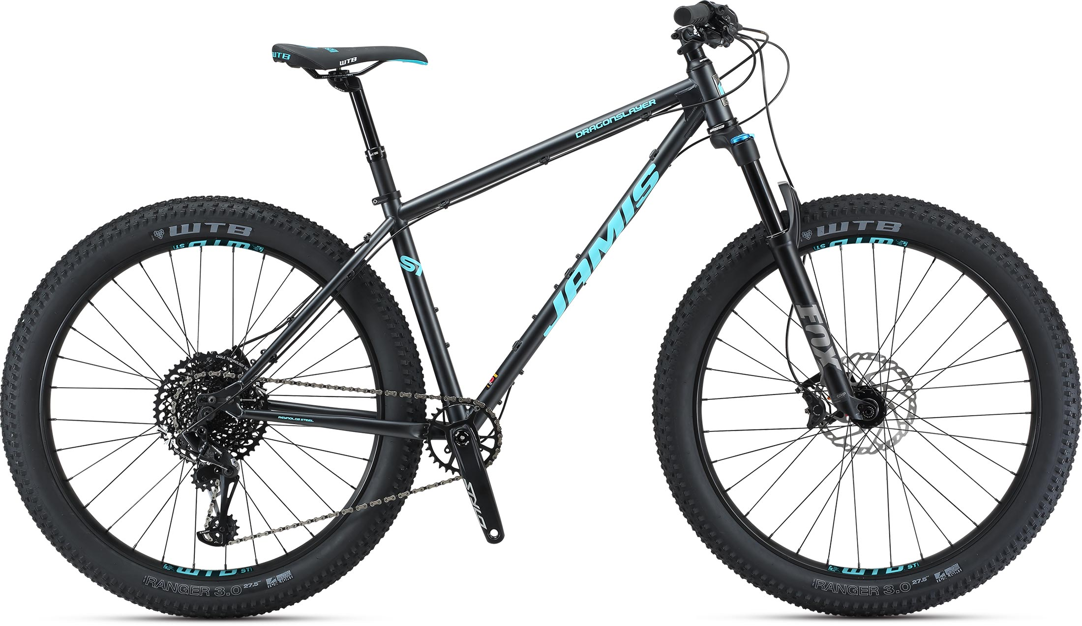 "Jamis Dragonslayer S1 Mid-Fat 27.5"" 650b MTB Bike 15"" 1x 12 Spd"