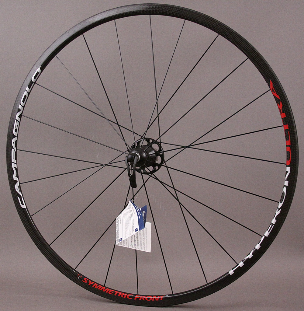 Campagnolo Hyperon Ultra Carbon Clincher Road Bike Rear Wheel