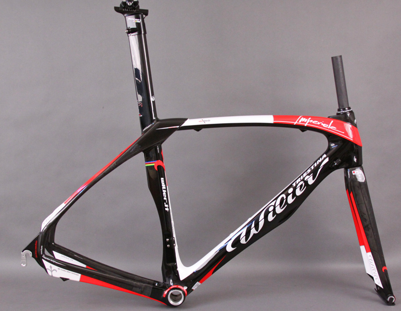 2012 Wilier Imperiale Carbon Fiber Frame Fork and Headset
