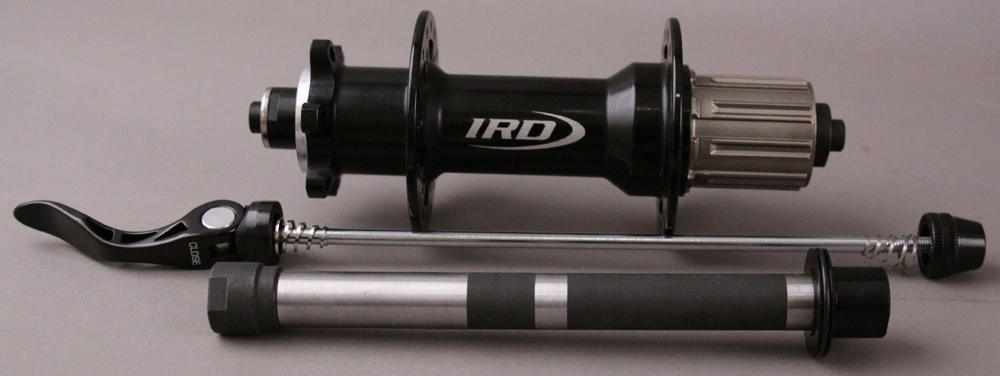 IRD Sawtooth Fatbike Rear Hub 170mm QR or Thru Axle