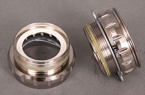 Campagnolo Record Ultra Torque Silver Bottom Bracket Italian