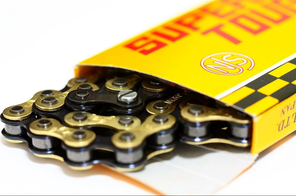 Pearl Izumi V Super Toughness Track chain NJS Approved 1/8""
