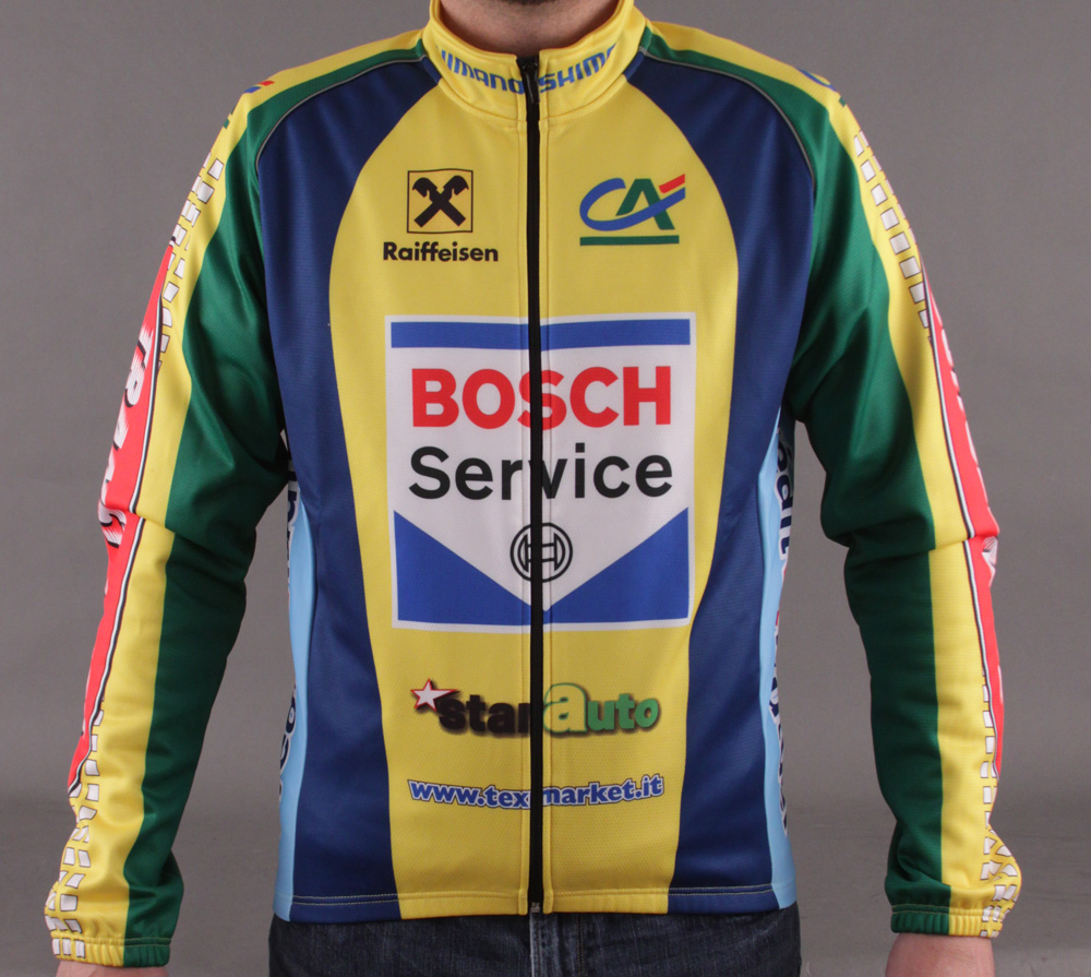 Bosch Service Cycling Jacket Respira Wind Water Proof XL