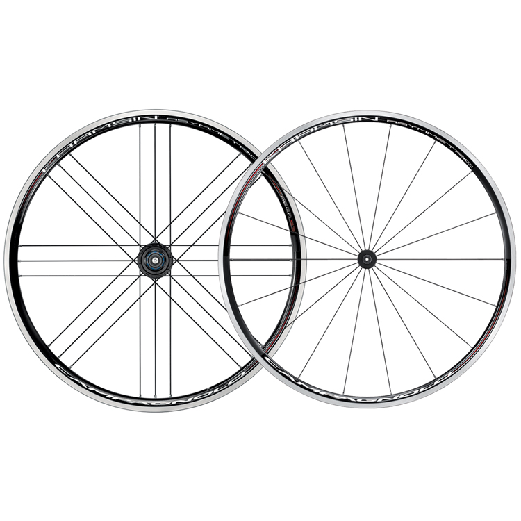 Campagnolo Khamsin G3 700c clincher wheelset 9,10, 11 speed