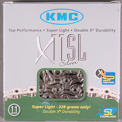 KMC X11SL 11 Speed Chain for Campagnolo Record & Super