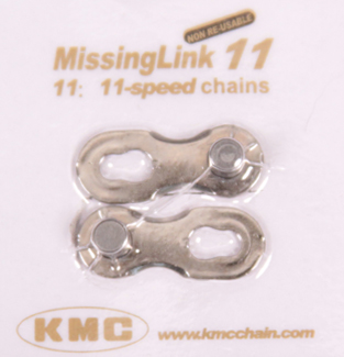 KMC Missing Link for X11SL 11 Speed Chain