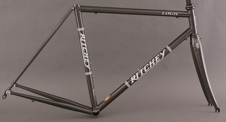 2013 Ritchey Logic Steel Frame & Carbon Fork