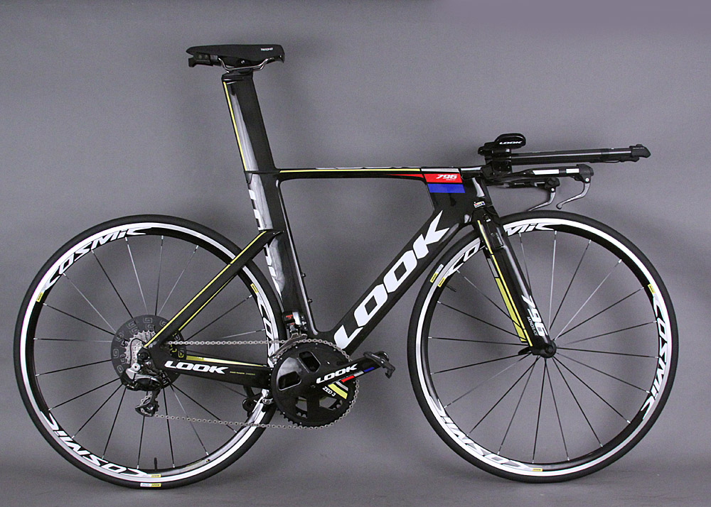 2016 Look 796 Monoblade Dura Ace di2 TT Time Trial Bike medium