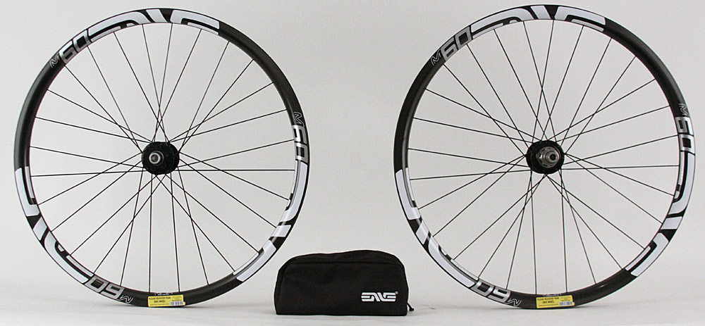 Enve M60 HV 27.5 650b 28 Hole King Hubs 6 Bolt Disc Wheelset