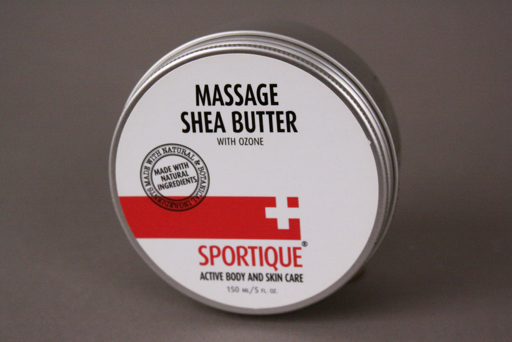 Sportique Massage Shea Butter