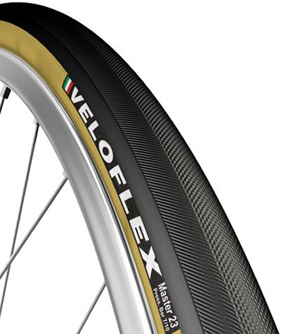 Veloflex Master 700x25 Tan Sidewall Racing Tire