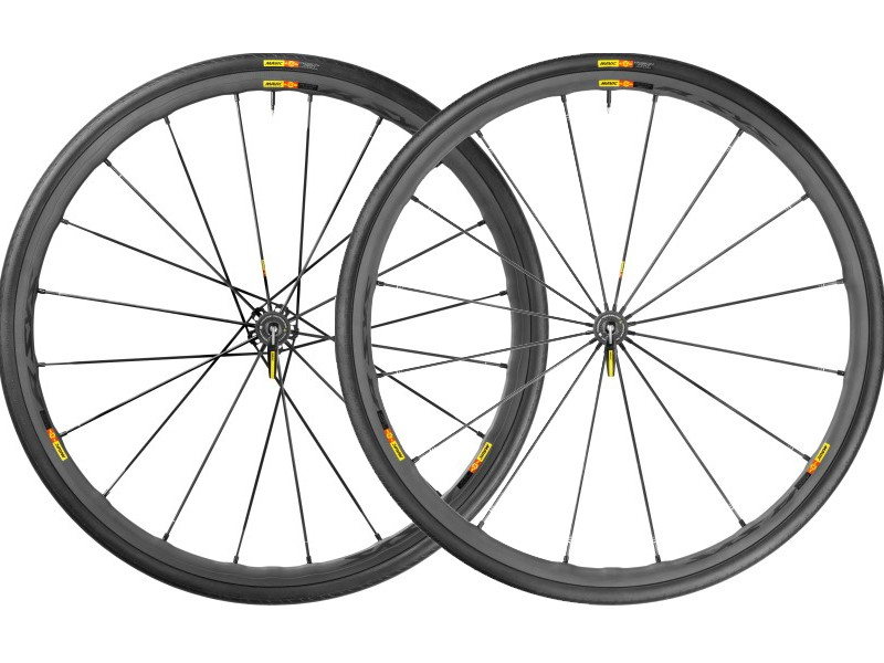 Mavic R-Sys SLR Wheelset Shimano SRAM 8-11 Speed