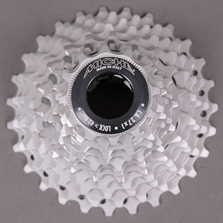Miche 11 Speed Cassette 11-29 Campagnolo Chorus Record Super