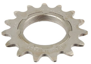 "Miche 1/8"" Track Cog - Carrier - Lockring"