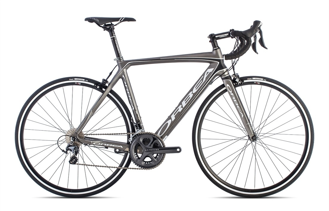 '14 Orbea Orca Bronze M30 Shimano Ultegra 48cm Carbon Anthracite