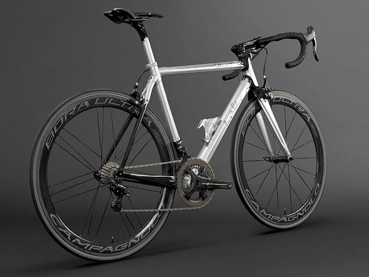 2017 Colnago Ottanta 5 85th Anniversary C60 bike 52s 85 Produced