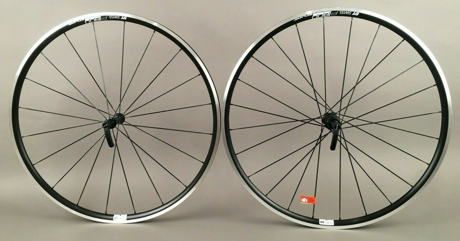 DT Swiss P 1800 Road Bike Wheelset Quick Release 8-11 Speed