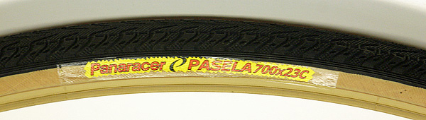 New Pair Panaracer Pasela gum wall 700 x 23 tires
