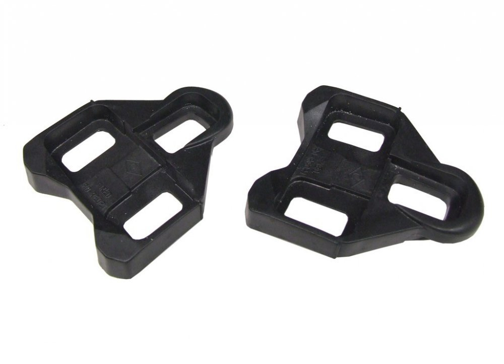 Campagnolo Pro Fit Fixed Pedal Cleats Black Pair PD-RE021