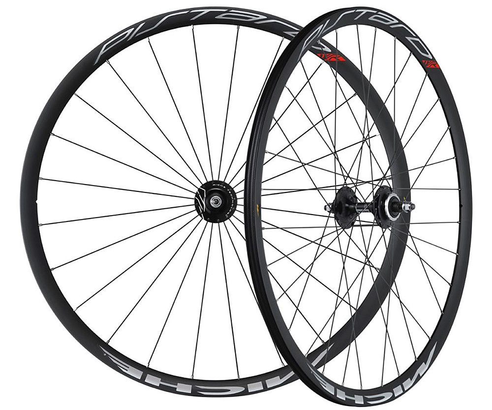 Miche Pistard WR Clincher Track Fixed Gear Wheels Fixed/Fixed