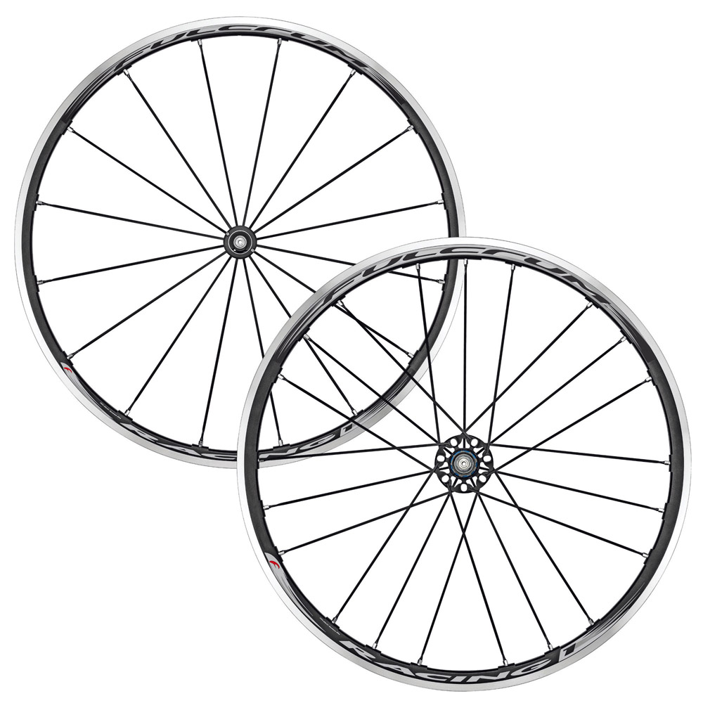Fulcrum Racing 1 2 Way Fit Wheelset Tubeless Clincher Black