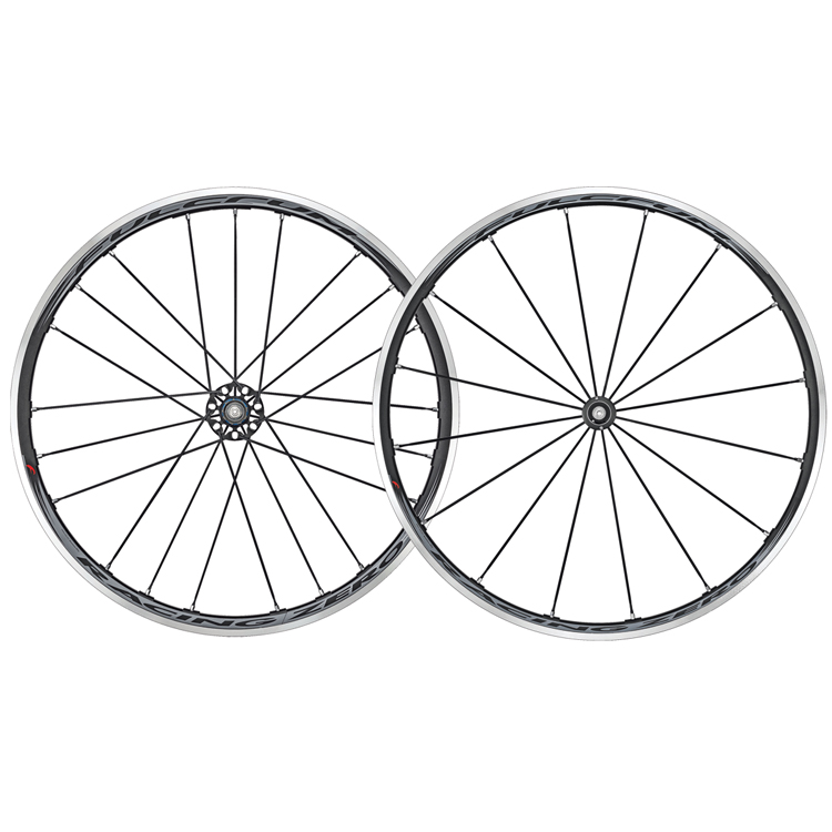 Fulcrum Racing 0 Zero Clincher Wheleset Dark Label Campagnolo