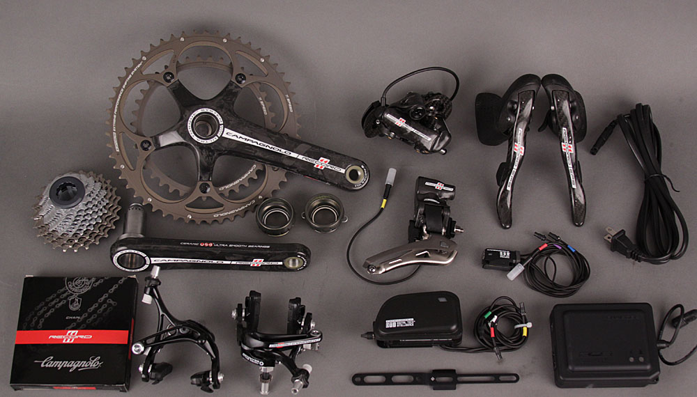 Campagnolo EPS Record 11 Speed Complete Group V1 Power Unit