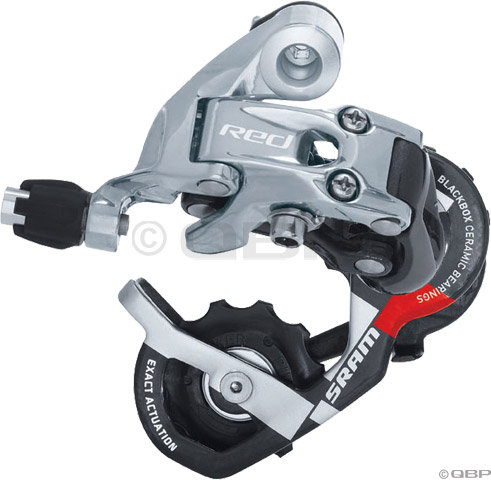 2011 SRAM Red Rear Derailleur Ceramic Bearing Pulleys