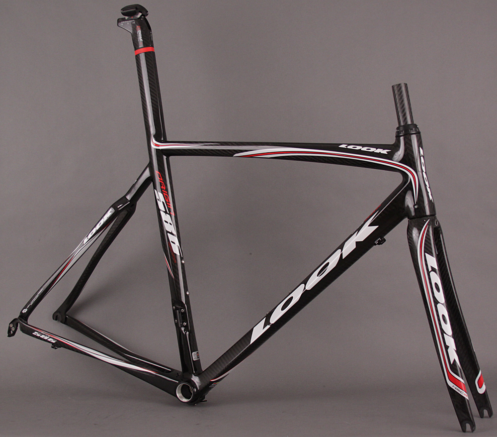 New Look 586 R Light Limited Edition Carbon Frame Fork Medium