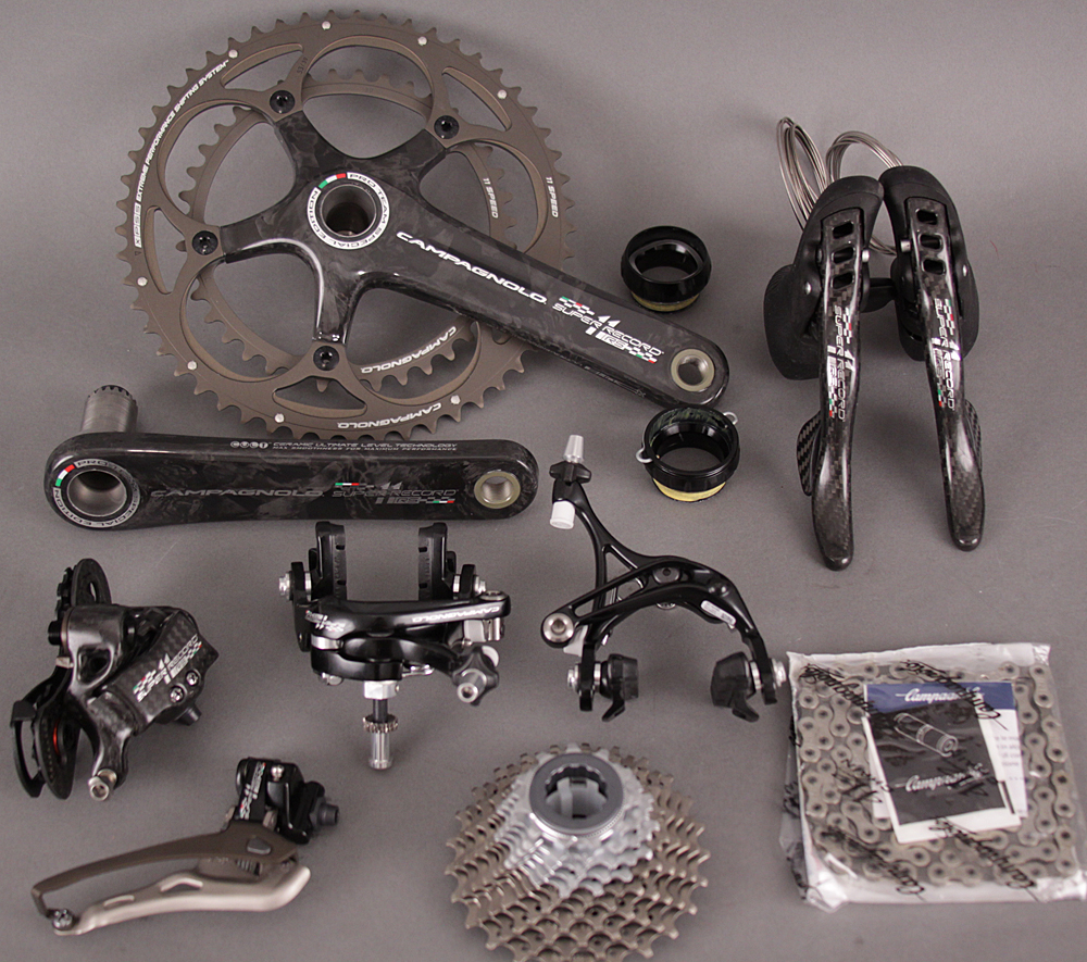 Campagnolo Super Record 11 RS Corsa Special Edition Group