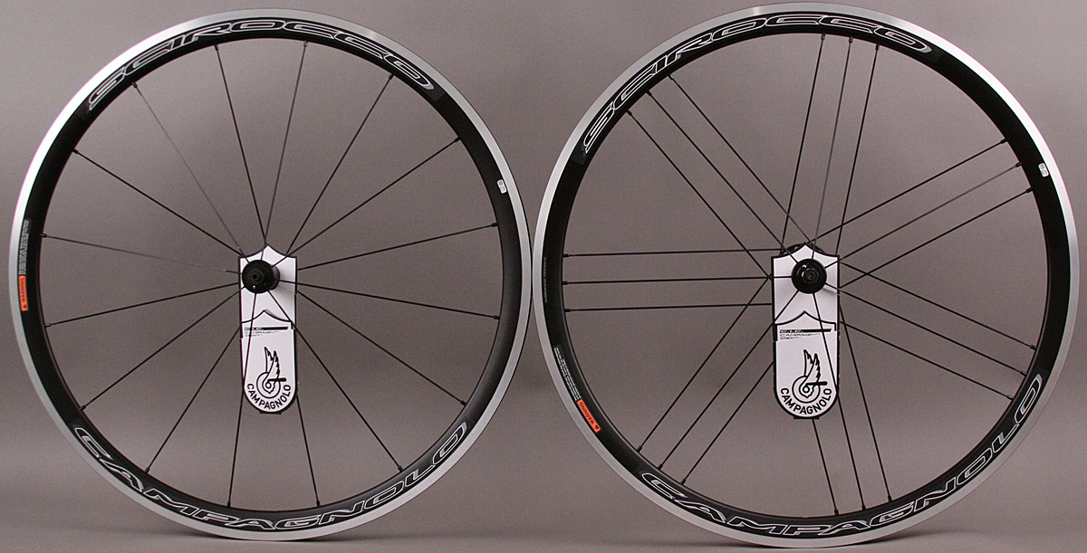 Campagnolo Scirocco Clincher Road Bicycle Wheelset Closeout