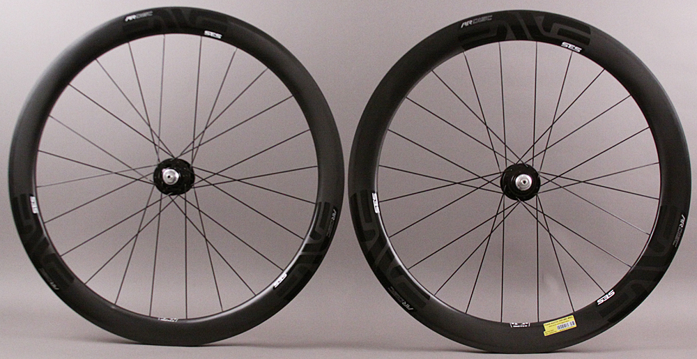 '18 Enve SES 4.5 AR Chris King Ceramic Clincher CL Disc Wheelset
