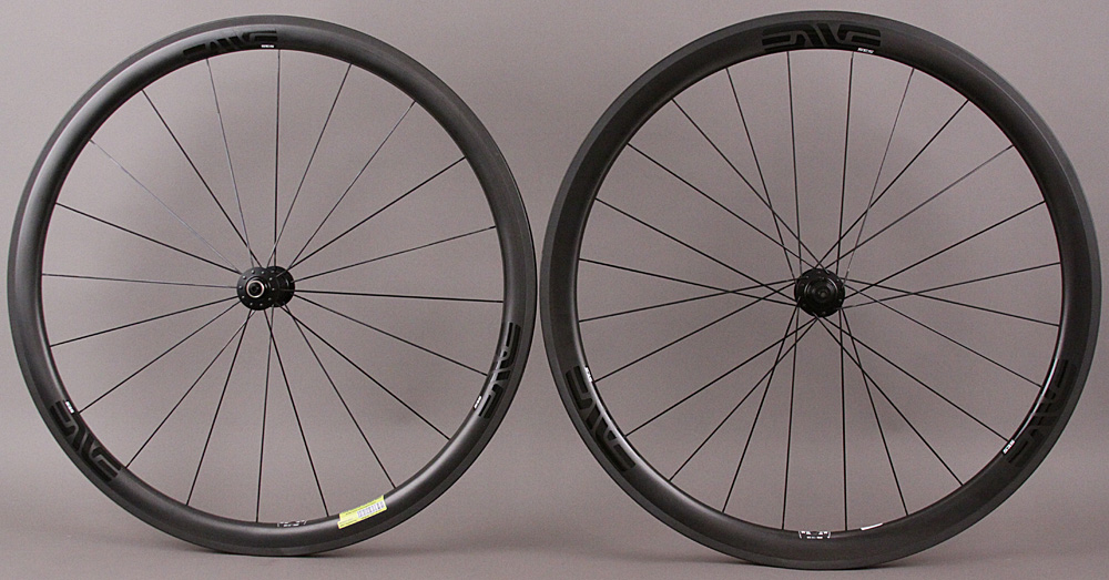 Hand Built Enve SES 3.4 Carbon Clincher Wheels DT 240 Hubs