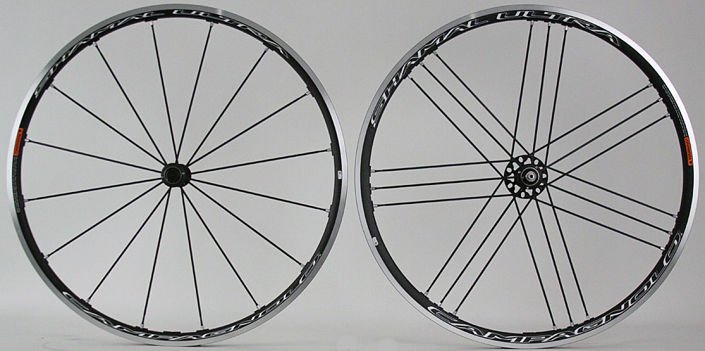 Campagnolo Shamal Ultra C17 Road Wheelset Clincher Black