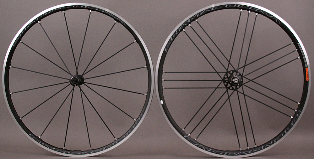 Campagnolo Dark Shamal Limited Edition Clincher Road Bike Wheels