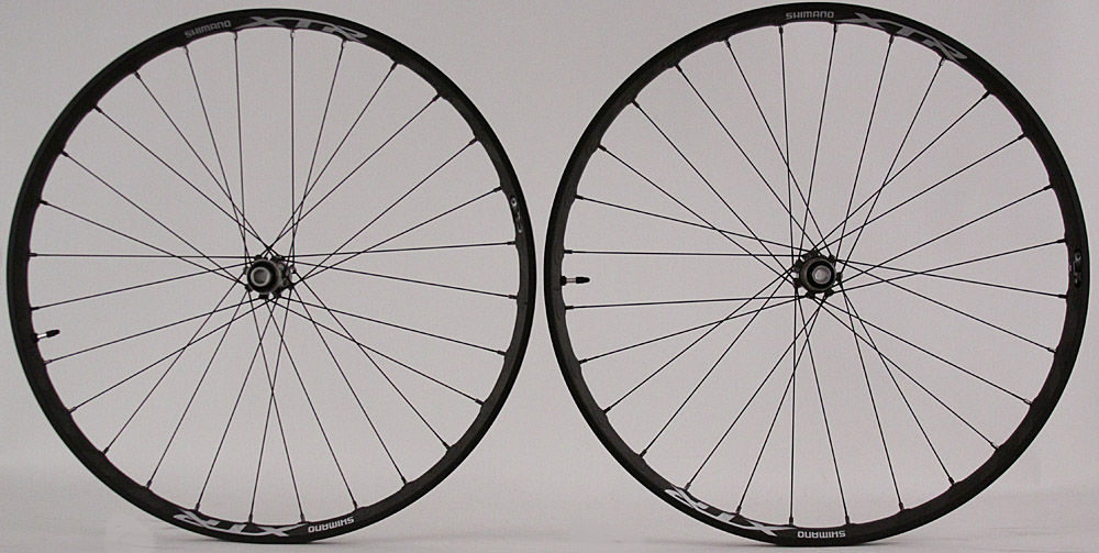 Shimano XTR WH-M9000-TL 27.5 650b Carbon Mountain Bike Wheelset