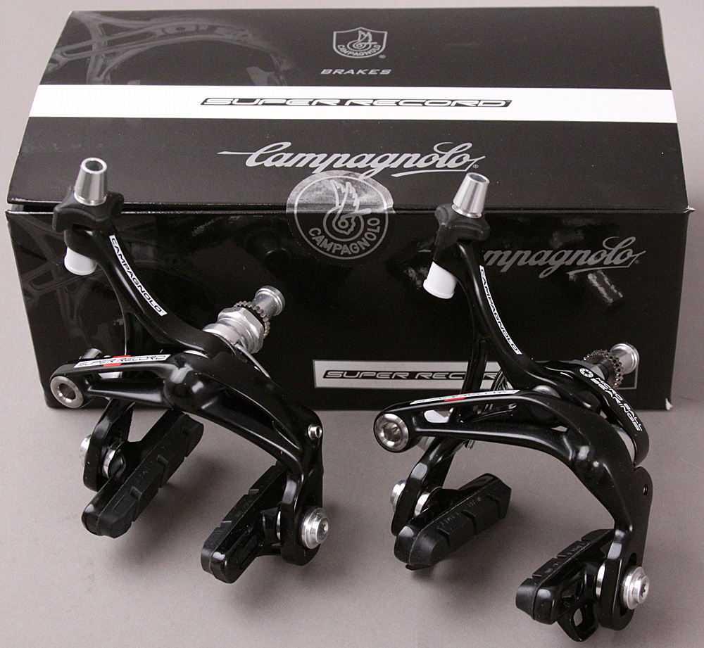 2015 Campagnolo Super Record Skeleton Brakes Dual Single