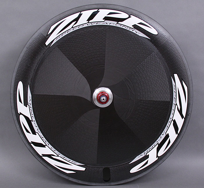 2012 Zipp Sub 9 Rear Disc Wheel 998g