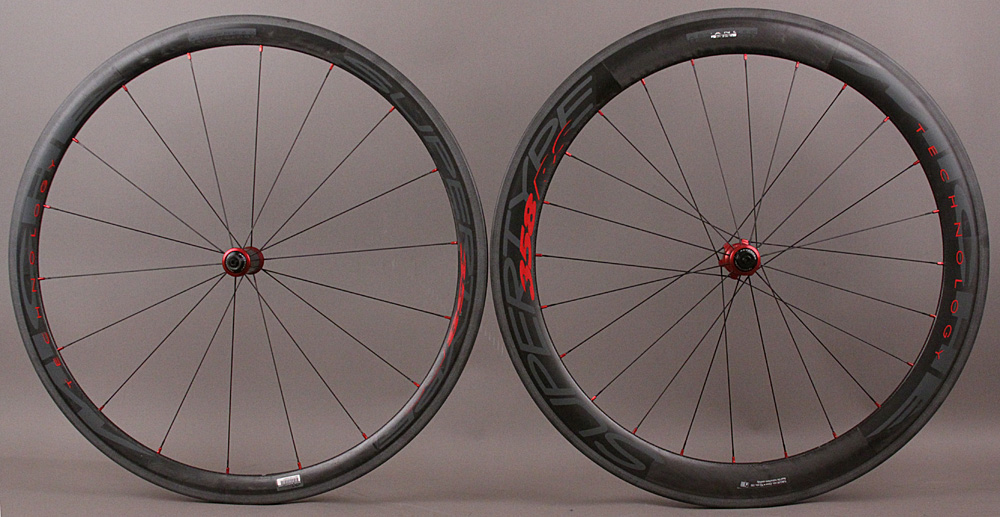 Miche Supertype Carbon Road Bike Wheels Tubular Campy Freehub