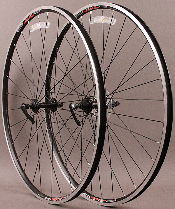 Alex ID19 rims Formula Sealed Hubs Road Bike Wheelset 10 Speed