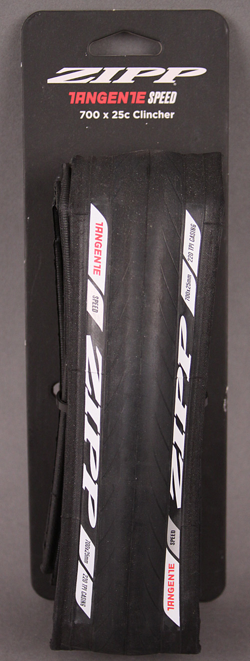 2015 Zipp Tangente Speed Clincher Tire 700x25